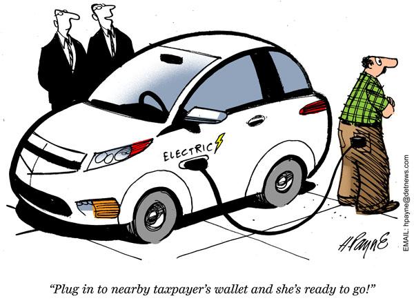 Subsidies Electric Car
